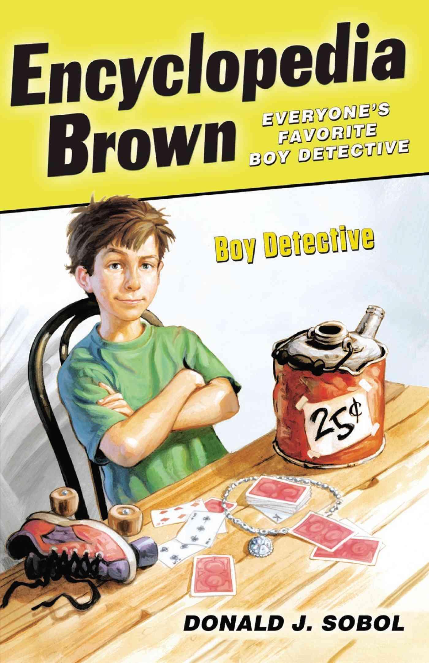 Encyclopedia Brown, Boy Detective By Sobol, Donald J./ Shortall, Leonard (ILT)